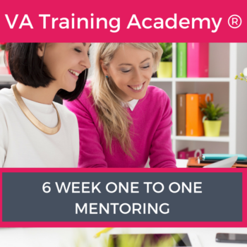 6 Week One to One Mentoring with Amanda Johnson